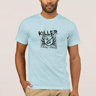 Crevette féerique de tueur (l'habillement t-shirt