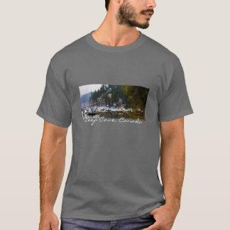 Crique profonde, T-shirt de Vancouver du nord,