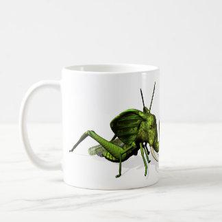 Croisement de sauterelle d'éléphant mug