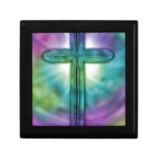 Croix #2 boîte à souvenirs