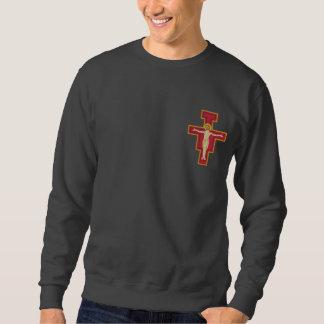 Croix de Damiano de saint Sweatshirt