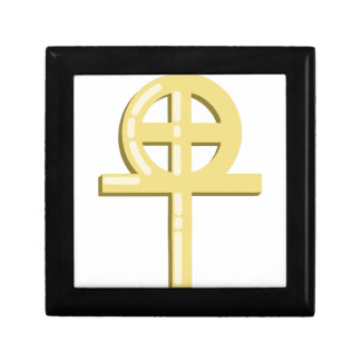 Croix gnostique boîte à souvenirs