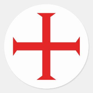 croix rouge autocollants stickers. Black Bedroom Furniture Sets. Home Design Ideas