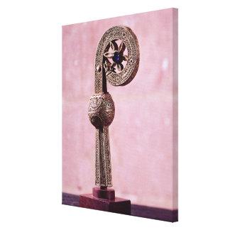 Crosse de St Robert, c.1100 Toiles