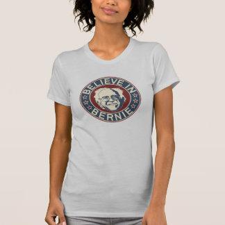 Croyez au T-shirt de Bernie (l'argent)