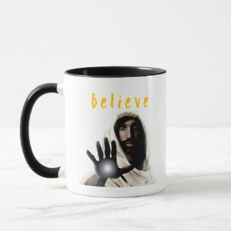 Croyez la tasse