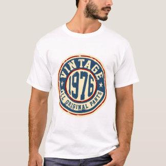 Cru 1976 toutes les pièces d'original t-shirt