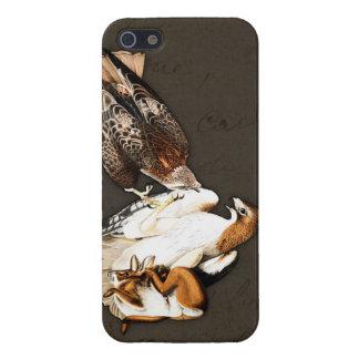 Cru de chasse à faucons coques iPhone 5