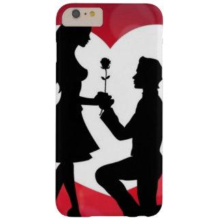 Cru : Saint-Valentin - Coque iPhone 6 Plus Barely There