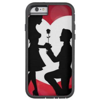 Cru : Saint-Valentin - Coque Tough Xtreme iPhone 6