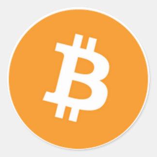 Crypto autocollant de Bitcoin OG