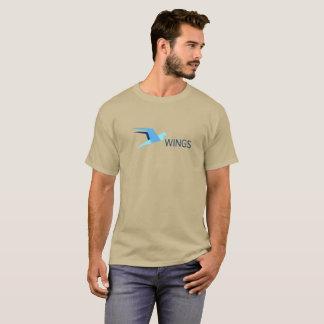 Crypto T-shirt de devise d'AILES