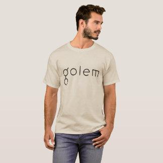 Crypto T-shirt du Golem (GNT)