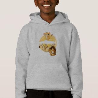 """CUB/lion """"comment vous me voyez"""" le sweat - shirt"""