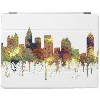 Cuir épais de SG-Safari d'horizon d'Atlanta la Protection iPad
