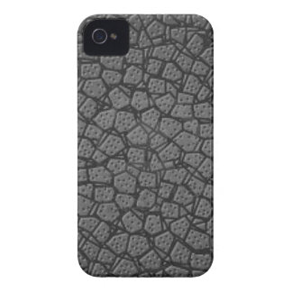 CUIR GRIS COQUES iPhone 4