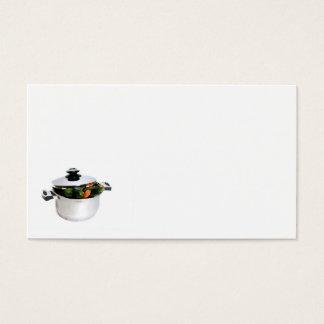 cuisinier cartes de visite