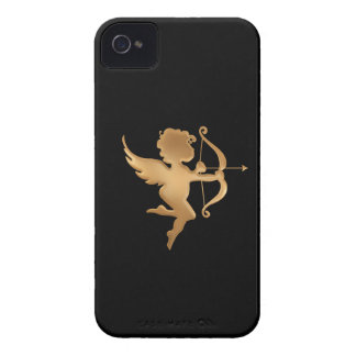 Cupidon d'or coques Case-Mate iPhone 4