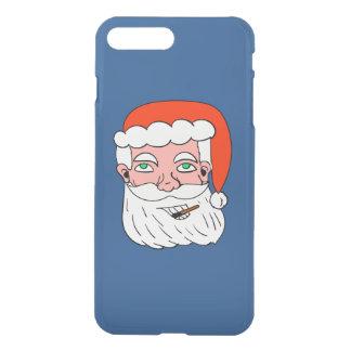 Cure-dents Père Noël iPhone7 plus le cas Coque iPhone 8 Plus/7 Plus