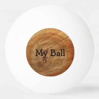 Customisez votre propre boule de ping-pong balle de ping pong