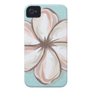 cute flower coques Case-Mate iPhone 4