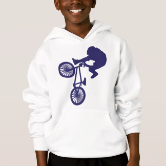 Cycliste de BMX