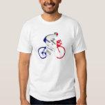 Cycliste de Tour de France Tshirts