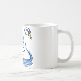 Cygne bleu - tasse de café