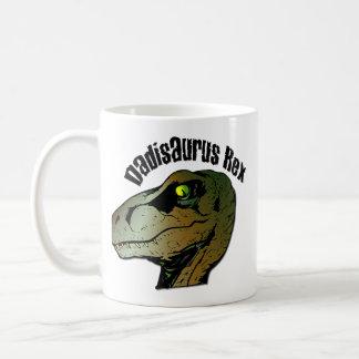 Dadisarus Rex: De papa u was een Monster Koffiemok
