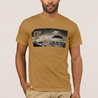 Dakota C47 Skytrain l'avion t-shirt