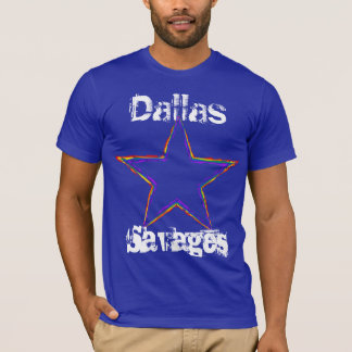 Dallas attaque férocement le T-shirt d'habillement