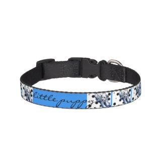 Dalmate chiots collier - little puppy collier de chien