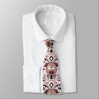 Damassé de porc cravate