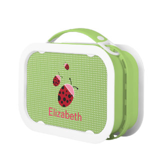 Dame Bug Lunch Box Lunchbox