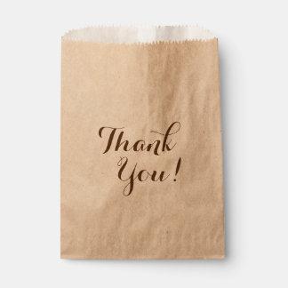 Dank u goedkeuren Zakken Bedankzakje