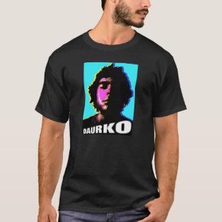 Danny Daurko, visage de guerre, T-shirt