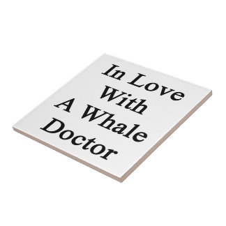 Dans l amour avec un docteur de baleine carreau