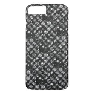 dans le gris noir coque iPhone 8 plus/7 plus