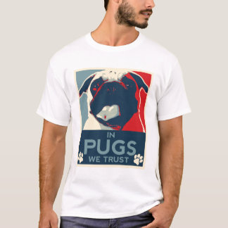 Dans les carlins nous faisons confiance au T-shirt