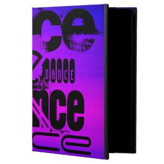 Dans; Trillende Violette Blauw en Magenta iPad Air Hoesje
