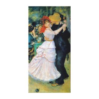 Danse aux beaux-arts de Bougival Renoir Toiles