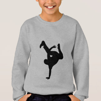 Danse de coupure sweatshirt