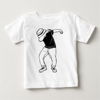 Danse de limande t-shirt pour bébé