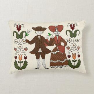 Danse de récolte coussins décoratifs