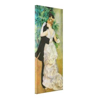 Danse en beaux-arts de Renoir de ville Toiles