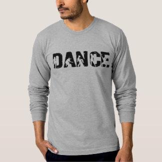 DANSE ! Moteurs et dispositifs trembleurs T-shirt