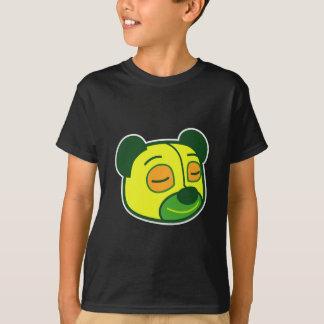 Dansende Panda Emoji T Shirt