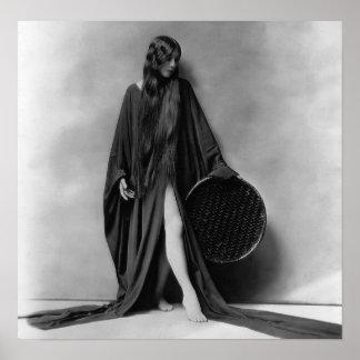 Danseur Anne olive Alcorn, 1925