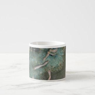 Danseur de balancement - Edgar Degas Tasse Expresso