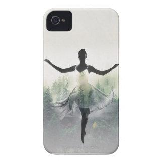 Danseur de forêt coque Case-Mate iPhone 4